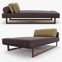 Luxeform - Elana daybed bench