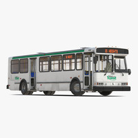 3d orion v transit bus