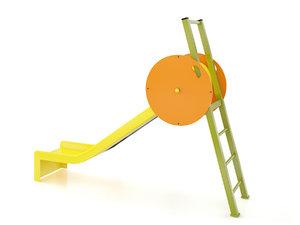 kids playground slide max
