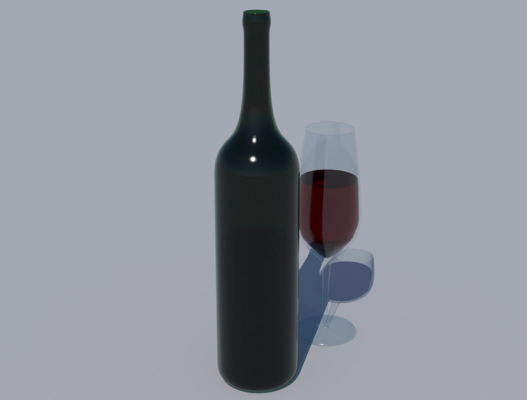max bottle wine glass