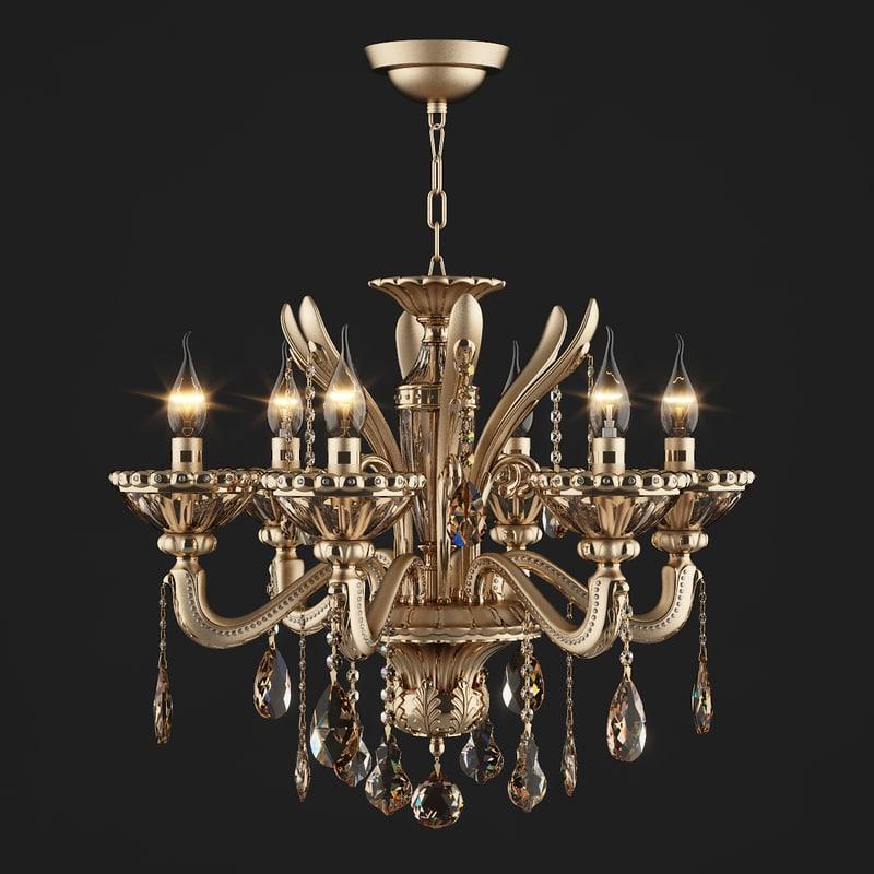 3d model chandelier 698062 md89251 6