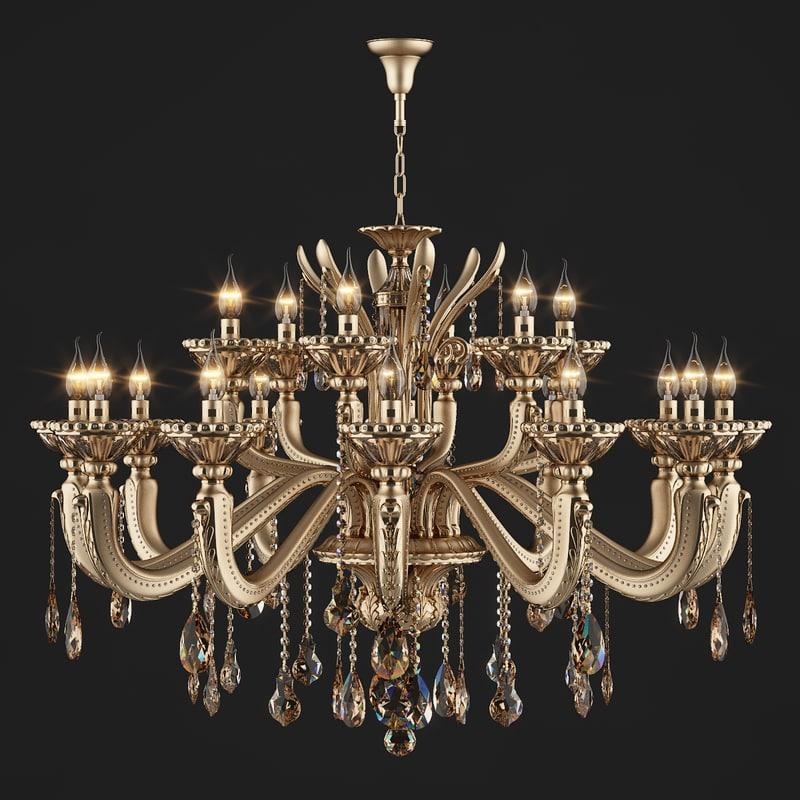 3d model chandelier 698182 md89251 12