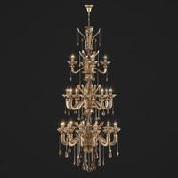 chandelier 698242 md89251 24 3d model