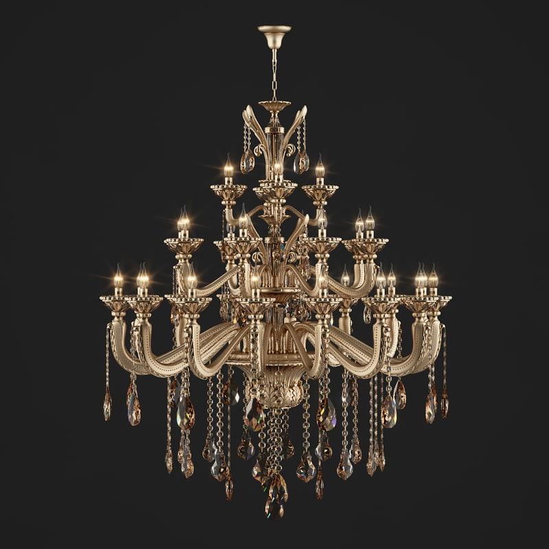 chandelier 698282 md89251 28 3d model