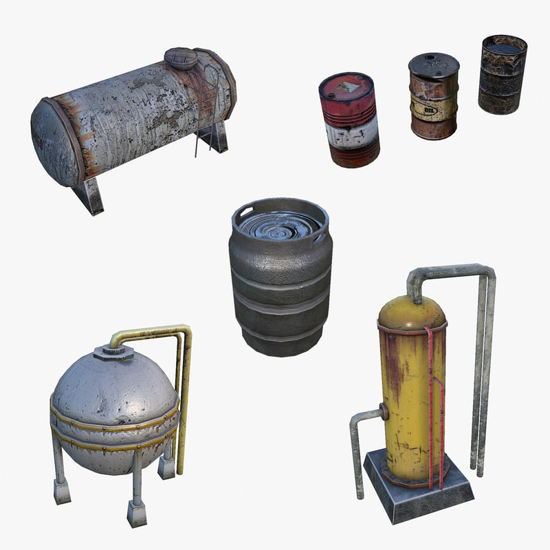 barrels max