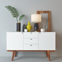 west elm modern buffet