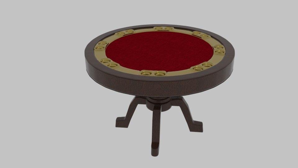 poker table 2 3d 3ds