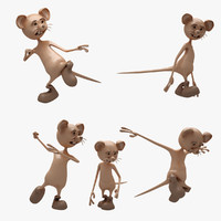 cartoon mouse 10 max