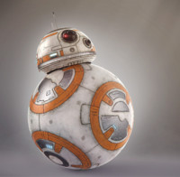 Star Wars BB-8 Droid - Fbx and Maya