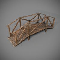 wooden structures max
