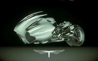 \\T// Lightning Semi-Hover Bike