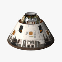 Apollo Command Module ELS