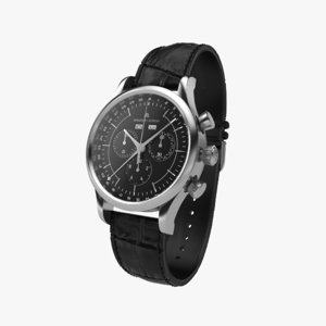 3d maurice lacroix lc1008-sy021 model