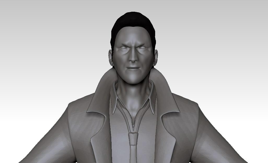 human detective 3ds