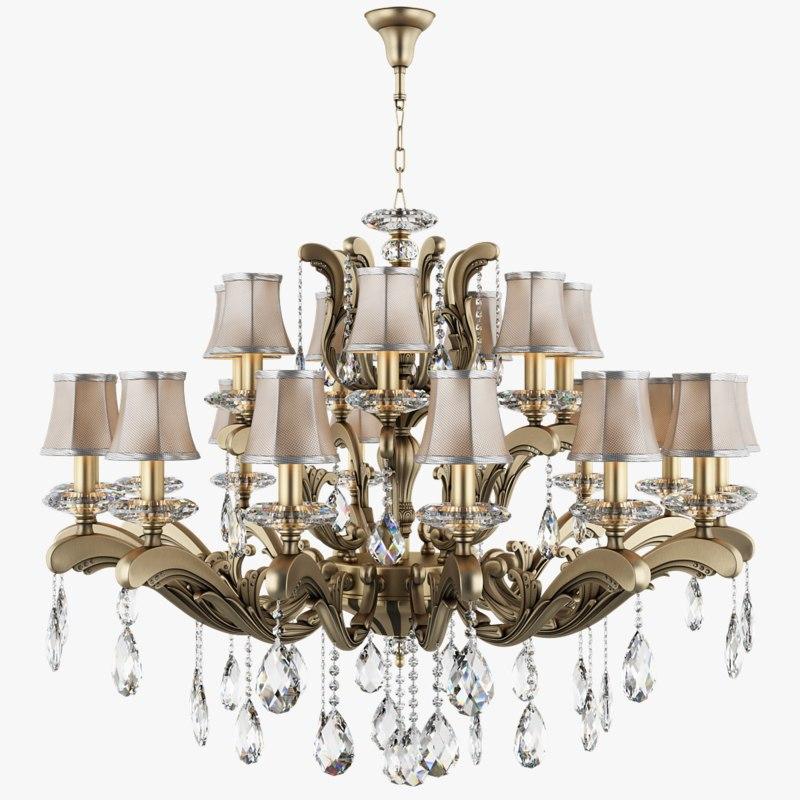 3d model of chandelier 699218 md89205 14