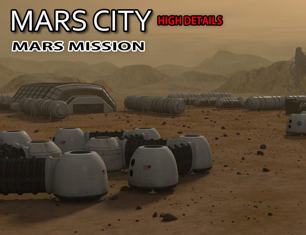 mars city max