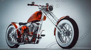 chopper 3ds