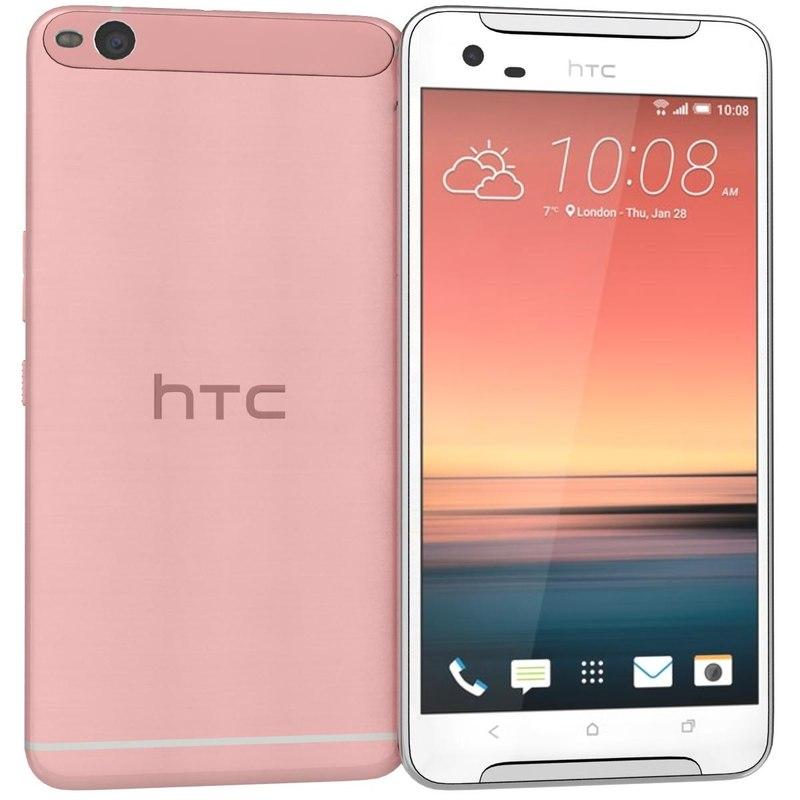 3d model htc x9 pink