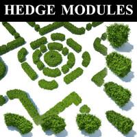 hedge modules