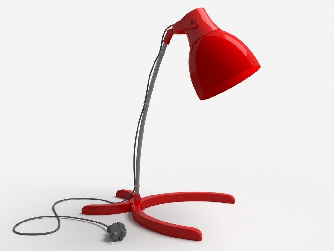 design lamp 3d model