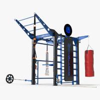 strong nova-4 fts 3d model