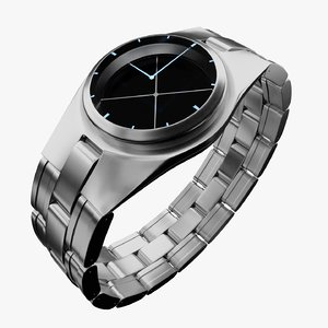 obj watch holographic