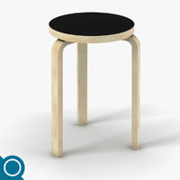 free max model alvar aalto 60 stool