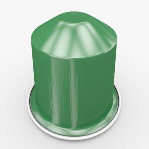 nespresso capsule capriccio 3d ma