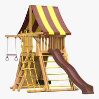 3d jungle gym 2