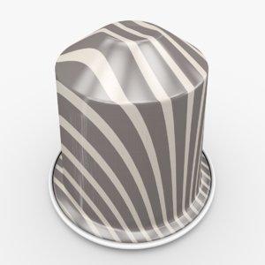 nespresso capsule ciocattino fbx