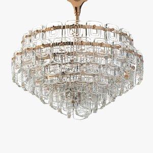 3d kinkeldey chandelier model