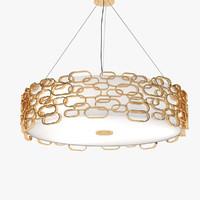 terzani glamour ceiling 3d model