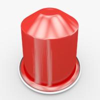 Nespresso Capsule Decaffeinato (MentalRay)
