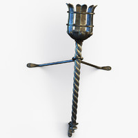 Medieval Torch 2