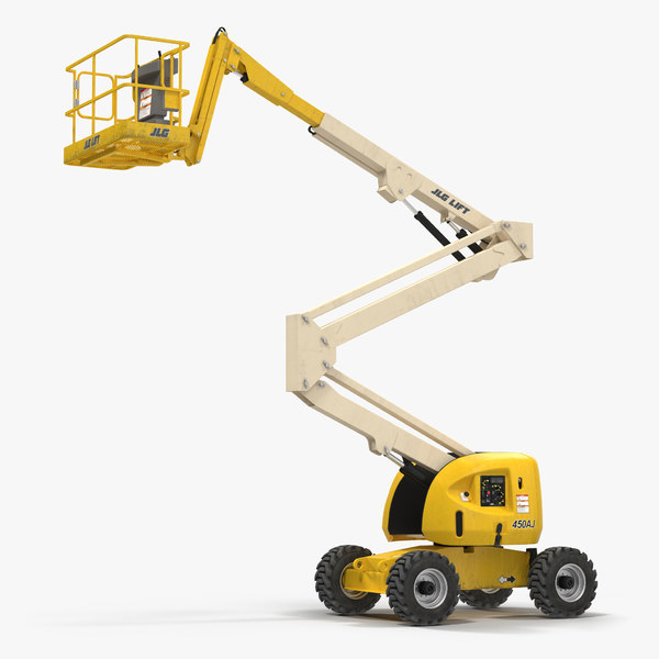 telescopic boom lift jlg max