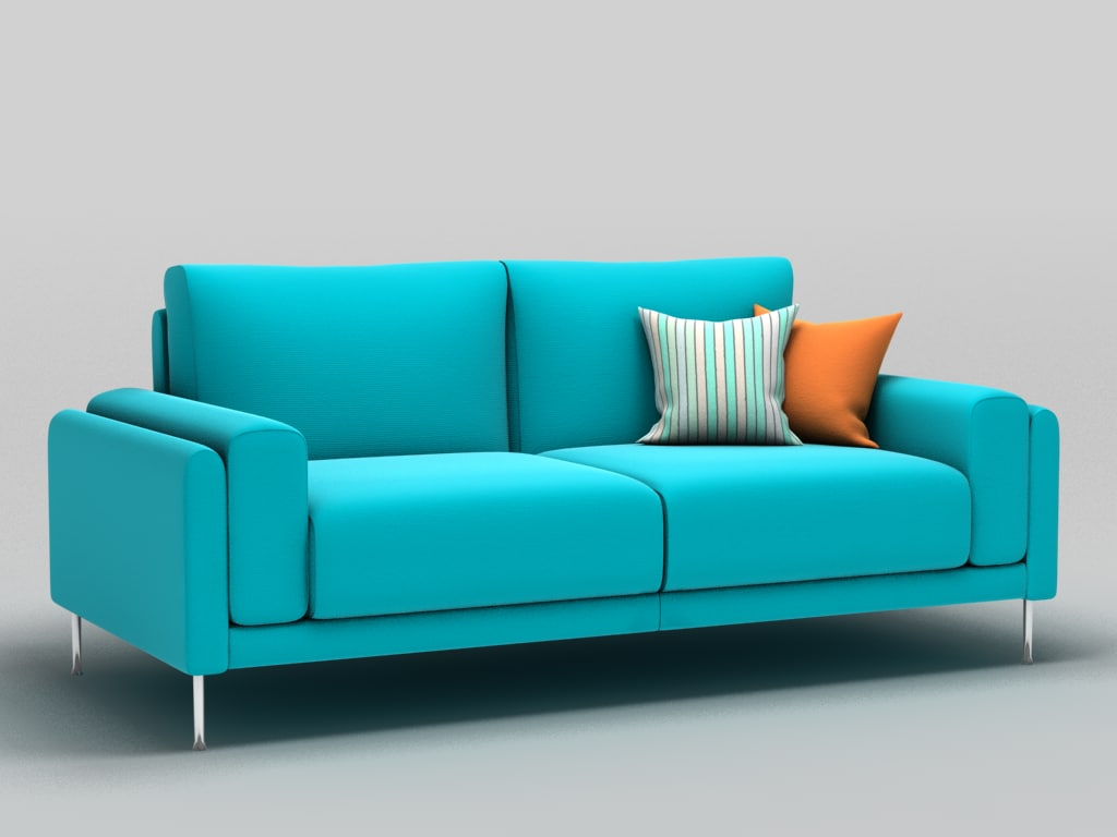 design link sofa chair 3ds