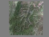 3d mesh bryce canyon