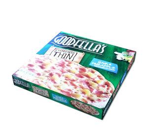3d model pizza box -