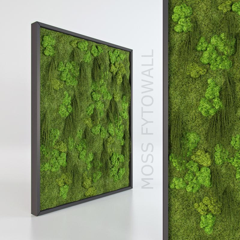 max fytowall moss