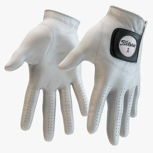 - titleist golf gloves 3d 3ds