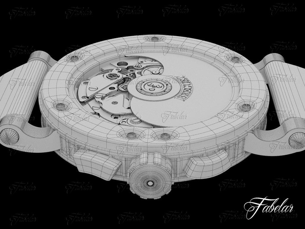 watch 26 3d model