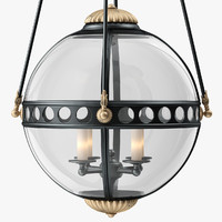 suspension globe lighting max