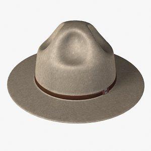 lwo mountie hat