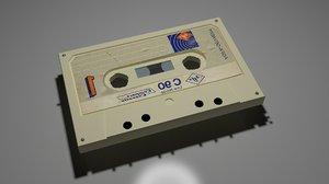 mix tape 3d max