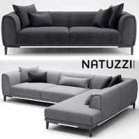 sofa natuzzi trevi