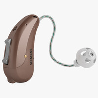 3d model siemens pure hearing