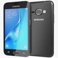 Samsung Galaxy J1 2016 Black