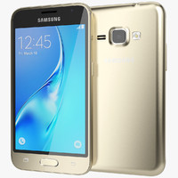 Samsung Galaxy J1 2016 Gold