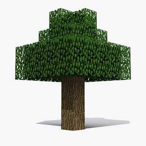 3ds minecraft tree