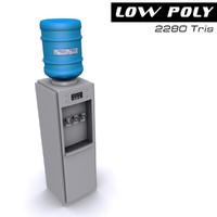 3d water cooler